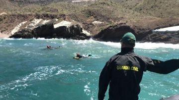 Grupo de Actividades Subacuáticas de la Guardia Civil (GEAS).