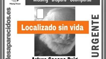 Encuentran sin vida a un anciano con Alzhéimer que estaba desaparecido en Pozuelo de Alarcón