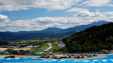 Red Bull Ring, Gran Premio de Estiria 2020