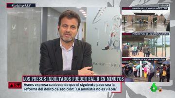 Jaume Asens en ARV