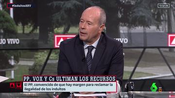 """El ministro de Justicia asegura que """"la amnistía y el referéndum no caben"""" e insiste en la """"convivencia entre españoles"""""""