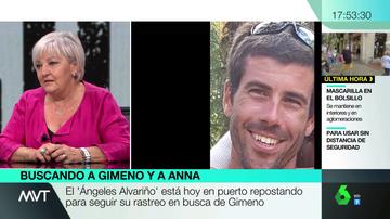 """Carmen Balfagón admite el error de """"muchos criminólogos"""" sobre Tomás Gimeno: """"Parecía una persona totalmente contraria a Tomas Bretón"""""""