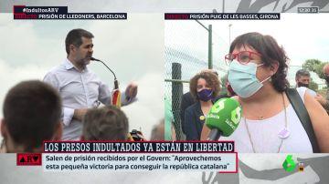 """Dolors Bassa cree que """"los indultos llegan tarde"""" y defiende que los líderes del procés no cometieron un delito"""
