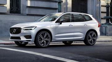 El próximo XC60 será eléctrico