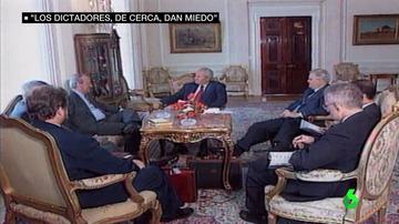 """Así recuerda su cara a cara con Milosevic Carlos Westendorp, hombre clave en el fin de la guerra en Yugoslavia: """"Todos los dictadores dan mucho miedo"""""""