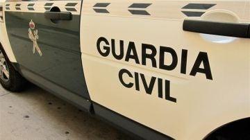 Imagen de recurso de un coche de la Guardia Civil en Murcia