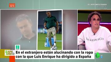 El análisis de Josie sobre Luis Enrique