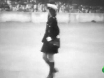 primeras policias tacones