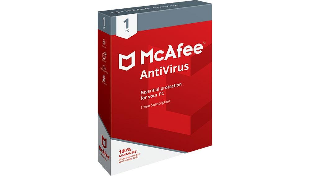 El antivirus McAfee en la actualidad