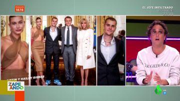 Bieber Macron