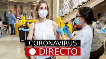 Última hora de vacunación por coronavirus en España y segunda dosis con AstraZeneca o Pfizer, hoy