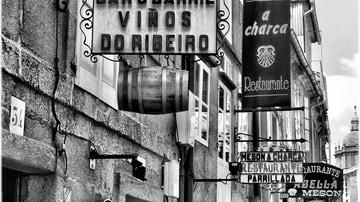 Zona de los vinos, La Coruña