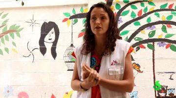 María Hernández, cooperante asesinada en Etiopía