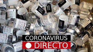 Última hora de coronavirus | Vacunación en España con segunda dosis de AstraZeneca o Pfizer, hoy