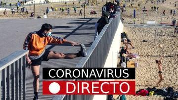 Última hora de coronavirus en España   Vacuna de COVID-19 y macrobrote en Mallorca, hoy