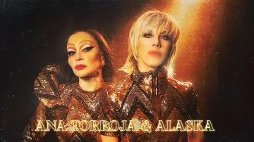 Alaska y Ana Torroja