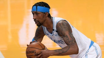 Caldwell-Pope, con los Lakers