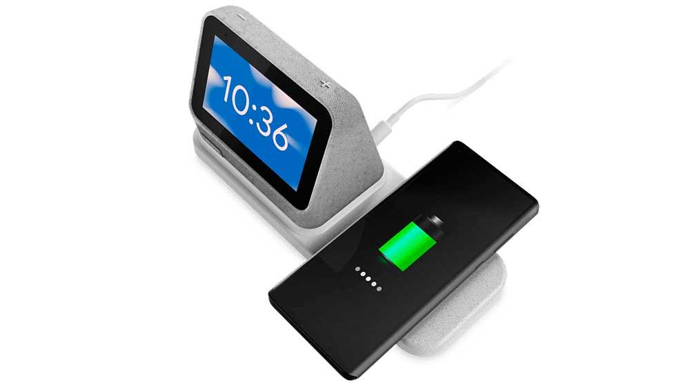 El nuevo accesorio del Lenovo Smart Clock 2