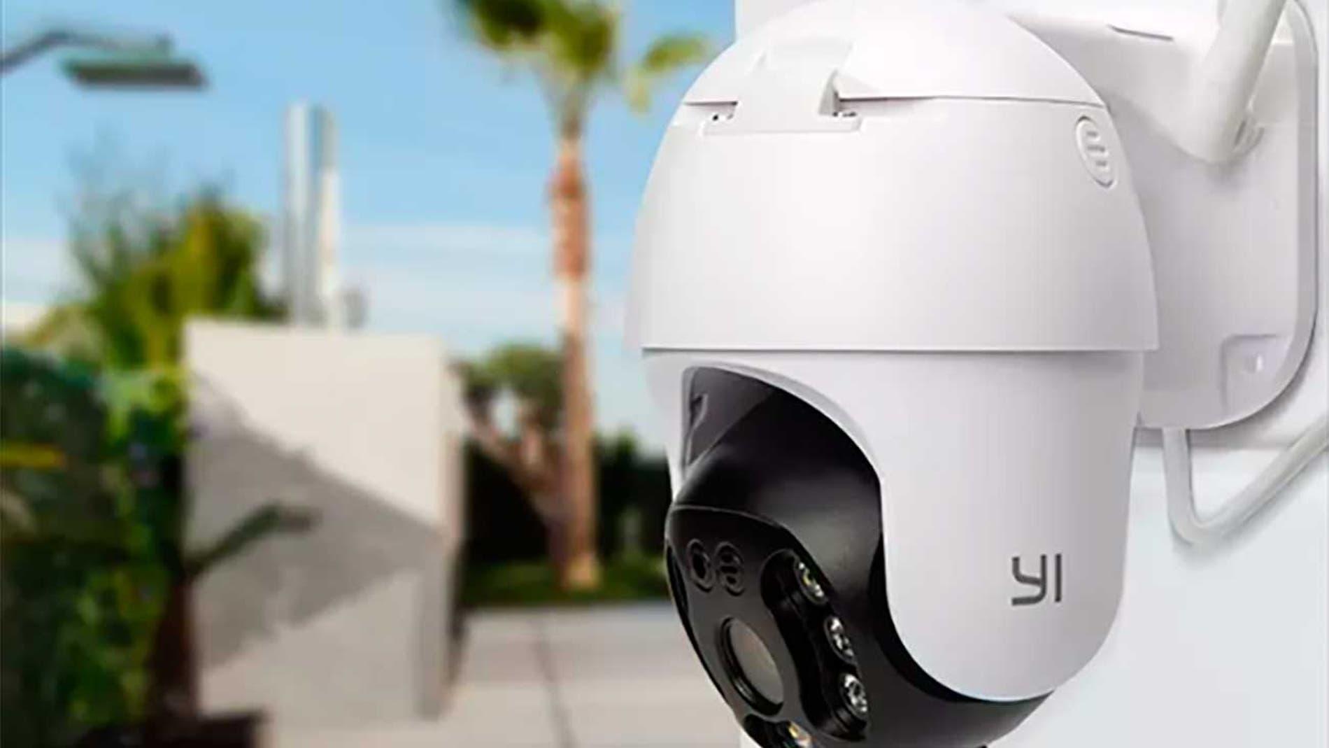 YI Smart camera Outdoor PTZ