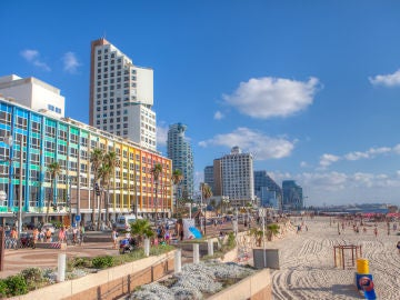 Playa de Frishman, Tel Aviv