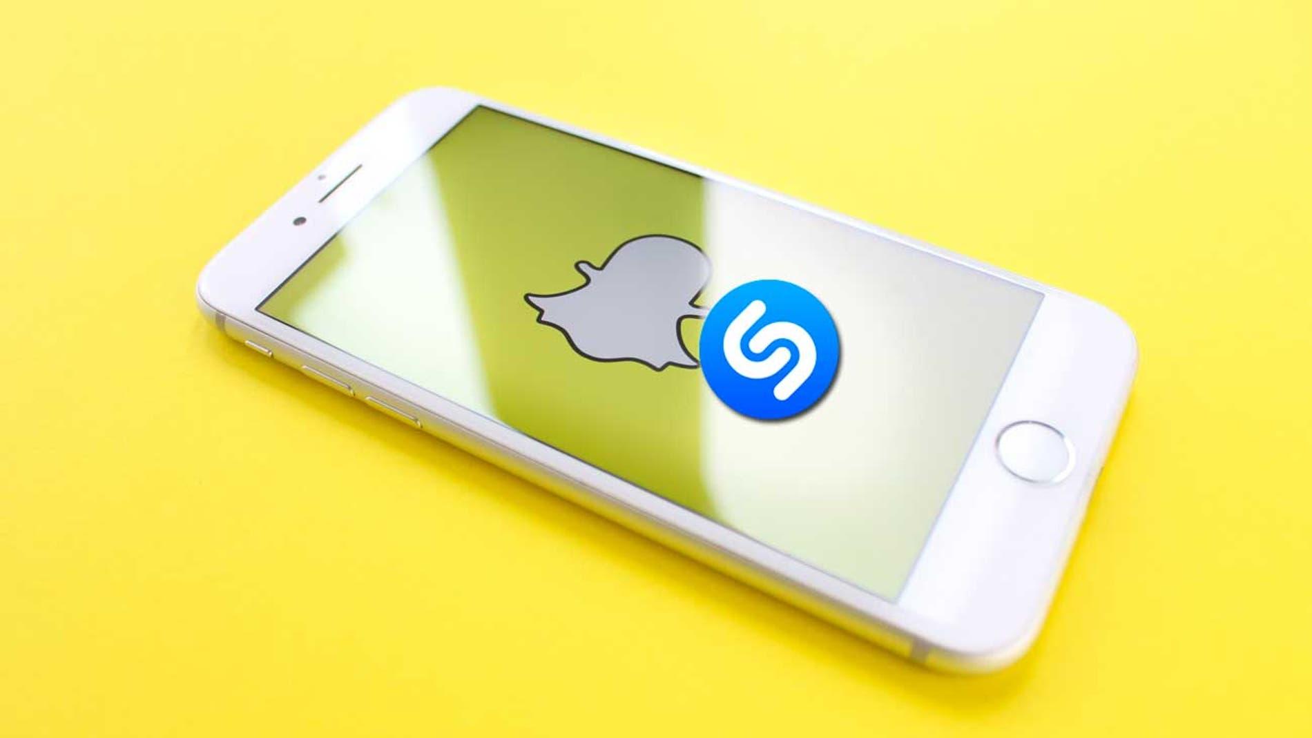 Prueba a reconocer canciones de Snapchat con Shazam
