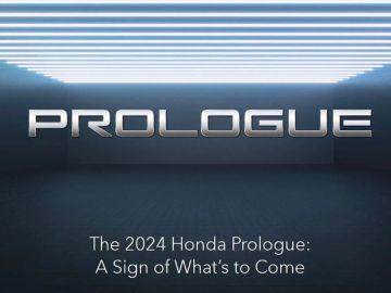 Honda pone fecha para la llegada de su primer SUV 100% eléctrico