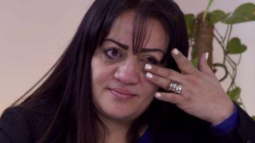 El llanto de una empleada tras descubrir que su jefe de Perfumarte da por terminado su contrato de trabajo