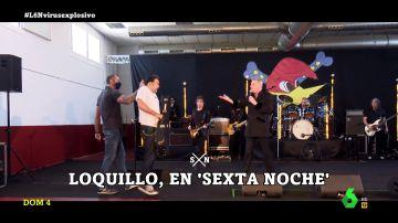 """¿Tú quién eres?"": Iñaki López, ""telonero"" de Loquillo como ""reportero rockero"""