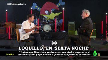 """Loquillo y la """"cultura de la cancelación"""": """"Se dio la vuelta a 'La mataré' y se nos convirtió a Sabino Méndez y a mí en maltratadores"""""""