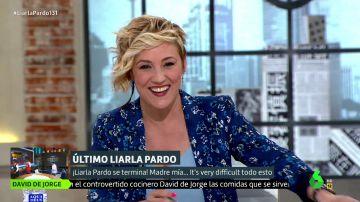 """El divertido mensaje de Cristina Pardo al chicho que le gustaba en el colegio y no le hacía """"ni caso"""""""