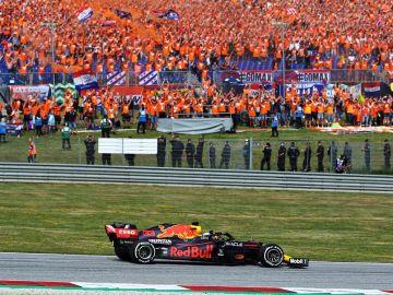 Primer Grand Chelem de Verstappen