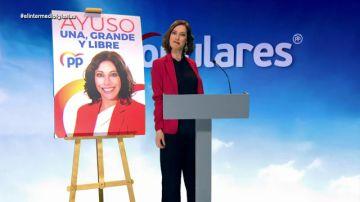 """Las mejores imitaciones de Isabel Díaz Ayuso en El Intermedio: """"Madrid, pionera en hospitales de COVID"""""""