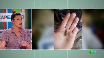 """""""Ya no encaja, se ha consumido"""": un hombre encuentra su dedo meñique seis meses después de amputárselo en un accidente"""