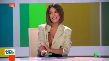 """El aviso de Lorena Castell tras su decepción en directo con Santi Alverú: """"Te la estás jugando"""""""