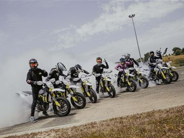 701 Supermoto Ride Out