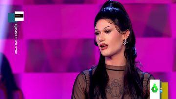 """""""Estoy roto por dentro"""": el emocionante motivo por el que Dovima Nurmi se negó a actuar en Drag Race"""