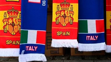 Alineación de España hoy ante Italia en el partido de la Eurocopa 2020
