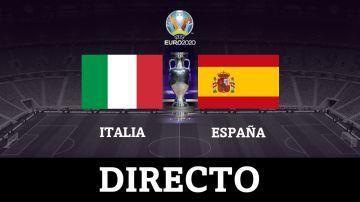 Italia vs España: Última hora y resultado del partido fútbol de hoy de las semifinales de la Eurocopa