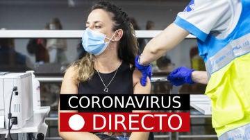 Última hora de coronavirus en España: Vacuna de Covid-19 y variante Delta, hoy