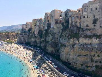 Tropea. Calabria. Italia