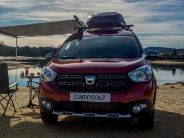Dacia Dokker Stepway camperizado