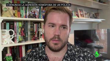 Vídeo agresión homófoba policía