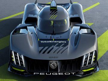 Peugeot 9X8 LMH