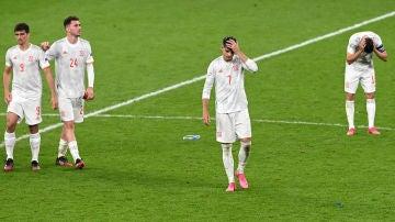 España cae eliminada en los penaltis y no estará en la final de la Eurocopa