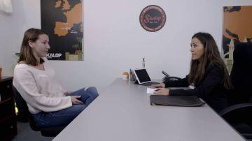 """La tensa discusión entre la jefa infiltrada de 'Skalop' y una trabajadora: """"¿Sabes las pérdidas que estás suponiendo para la empresa?"""""""