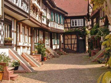Gengenbach, el pueblo de Charlie y la fábrica de chocolate