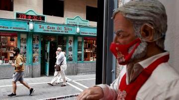 Navarra estrena medidas frente al aumento de contagios de COVID-19 a las puertas de su segundo año sin Sanfermines