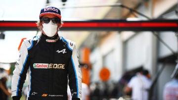 Alpine ensalza la rápida readaptación de Fernando Alonso en la Fórmula 1