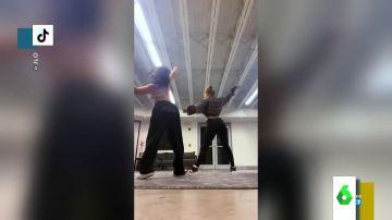 El espectacular baile de Jennifer López al ritmo de su nuevo hit, 'Cambia el paso'