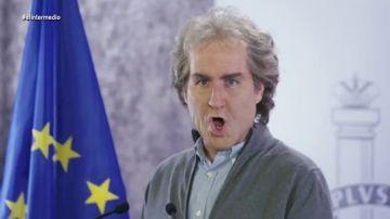 De Pablo Iglesias a Fernando Simón: las mejores imitaciones de Joaquín Reyes en El Intermedio